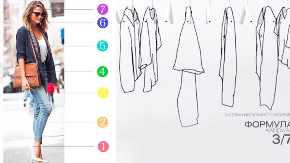 формула безупречного гардероба