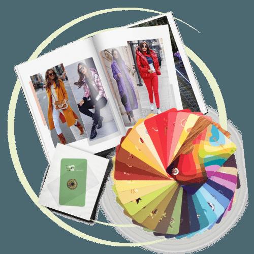 лучшие цветосочетания для летнего гардероба